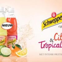 Schweppes new bottles
